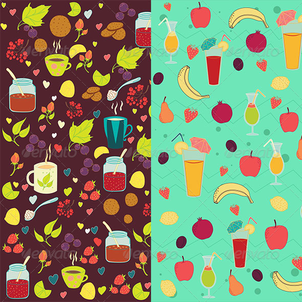 Fruits - Organic Objects Objects