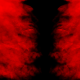 Symmetrical Red Smoke Flow - VideoHive Item for Sale