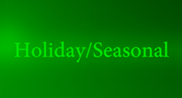 Holiday - Seasonal
