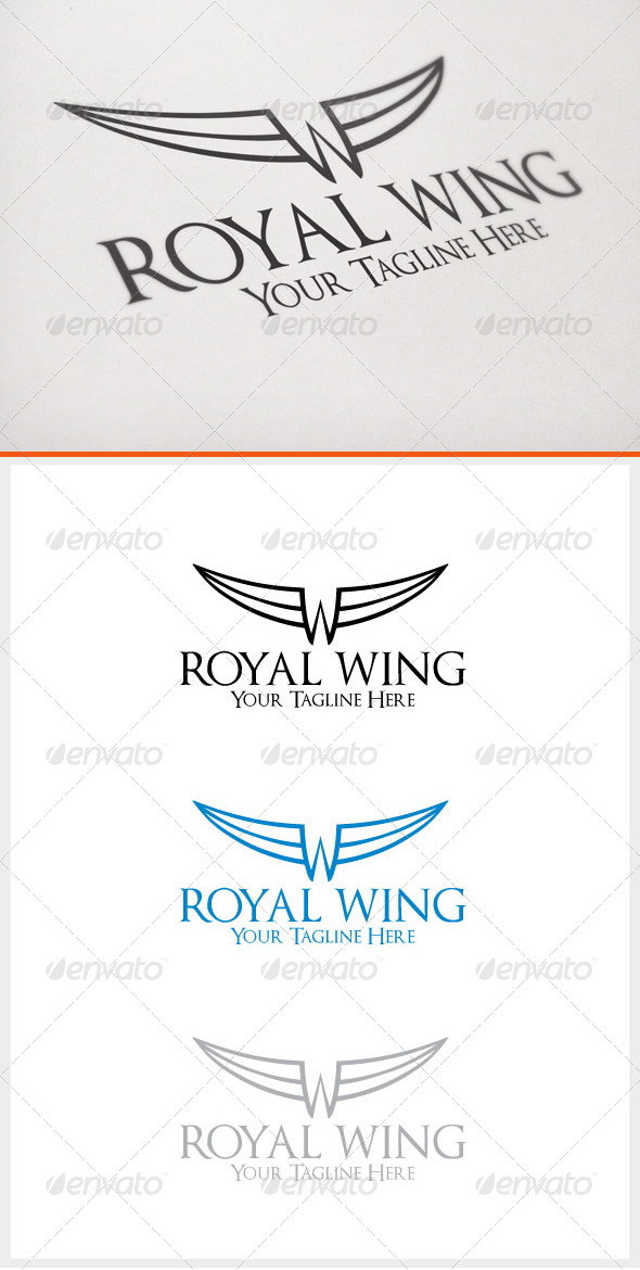 Royalwing - Abstract Logo Templates