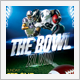The Bowl and College Football Flyer - GraphicRiver Item for Sale