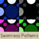 Bright Bubble Dots Pattern Set - GraphicRiver Item for Sale