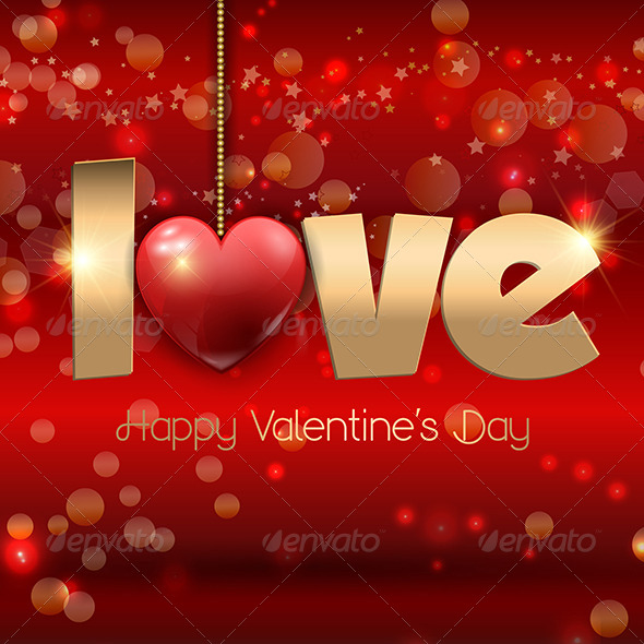 Valentines's Day Background - Valentines Seasons/Holidays