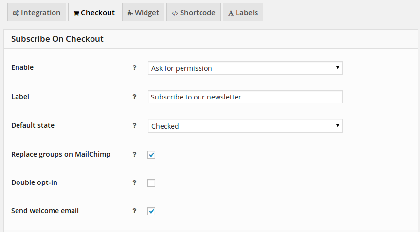 WooChimp - WooCommerce MailChimp Integration by RightPress ...