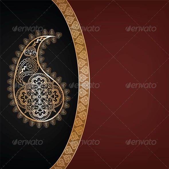 Indian Background - Backgrounds Decorative