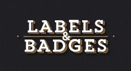 Labels & Badges