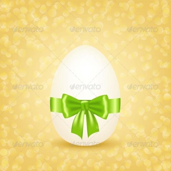 Easter Egg - Religion Conceptual