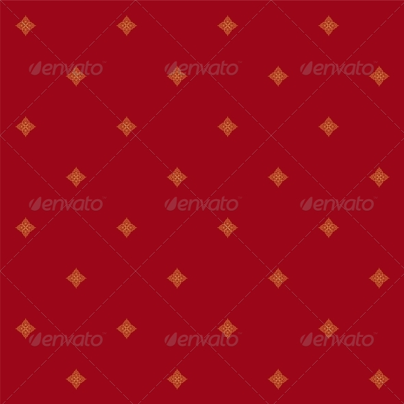 Seamless Indian Background - Backgrounds Decorative