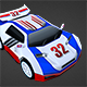 white race car - 3DOcean Item for Sale