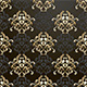 Black and Gold Pattern - GraphicRiver Item for Sale