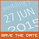 Modern Photo Save The Date - GraphicRiver Item for Sale