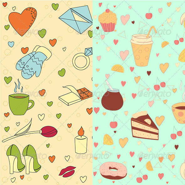Sweets - Vectors