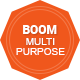 Boom - Multi-Purpose Drupal Theme Nulled