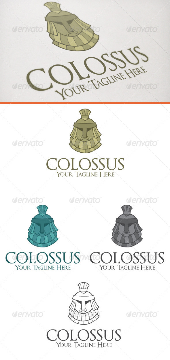 Colossus - Abstract Logo Templates