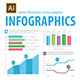 Clear Business Infographic Elements - GraphicRiver Item for Sale