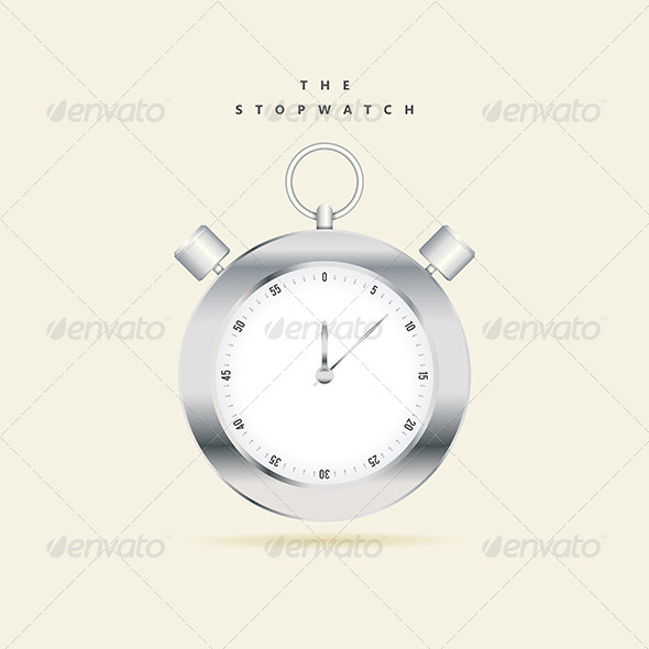 The Stopwatch - Man-made Objects Objects