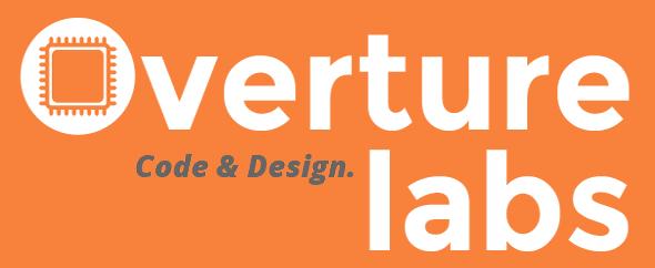 Overturelabs logo banner