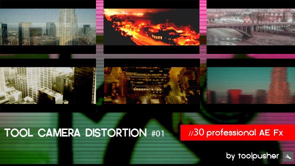 Tool Camera Distortion Fx 01