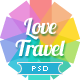 Love Travel - Creative Travel Agency Theme Nulled