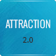 Attraction - Responsive Landing Page Nulled