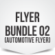 Flyer Bundle 02 (Automotive Flyer) - GraphicRiver Item for Sale