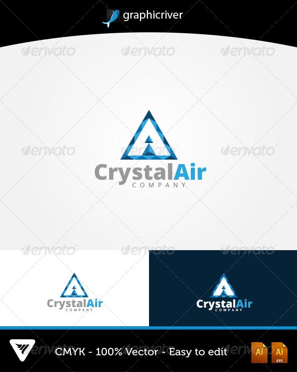 CrystalAir Logo - Logo Templates
