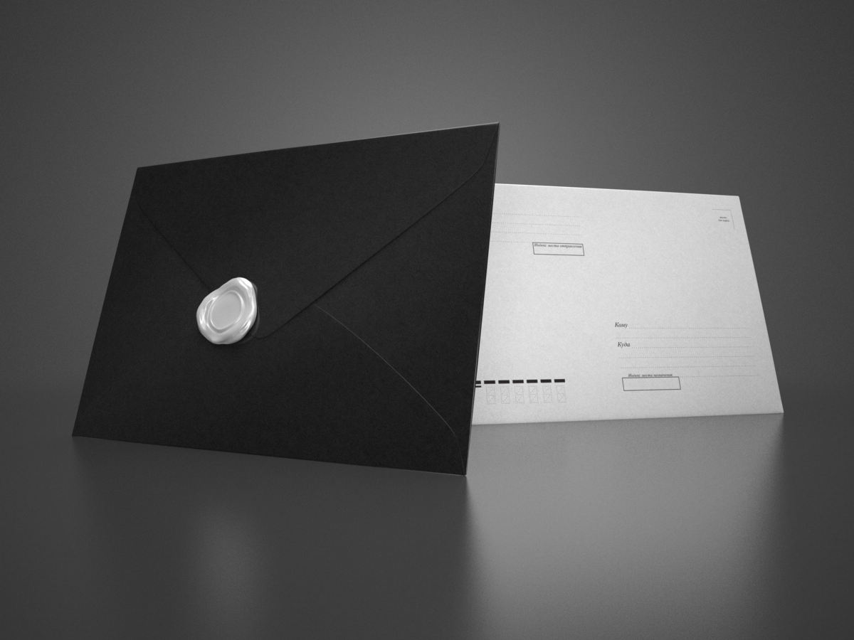 Envelope C6