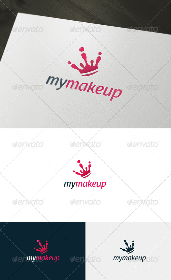 MakeUp Logo - Logo Templates