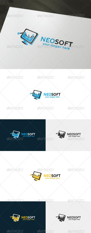 Neosoft Logo - Logo Templates