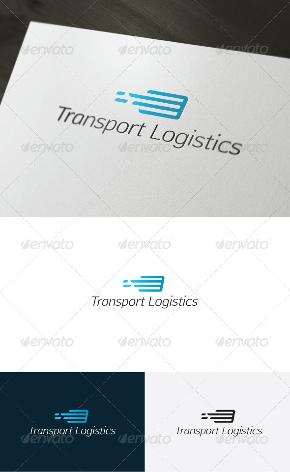 Transport Logistics Logo - Logo Templates