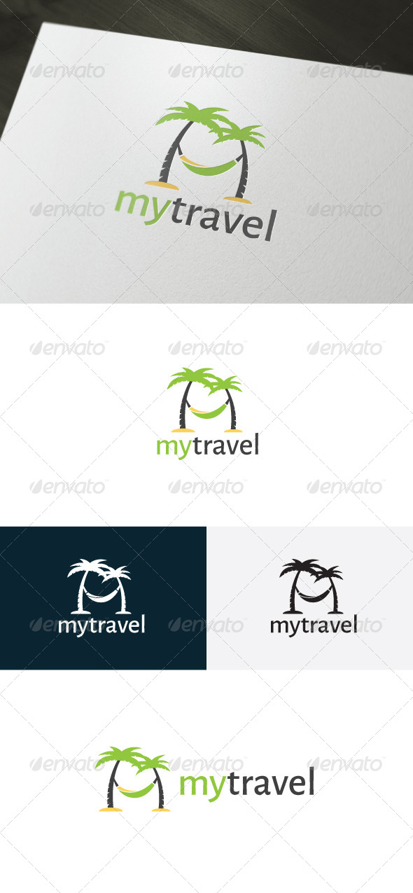 My Travel Logo - Nature Logo Templates