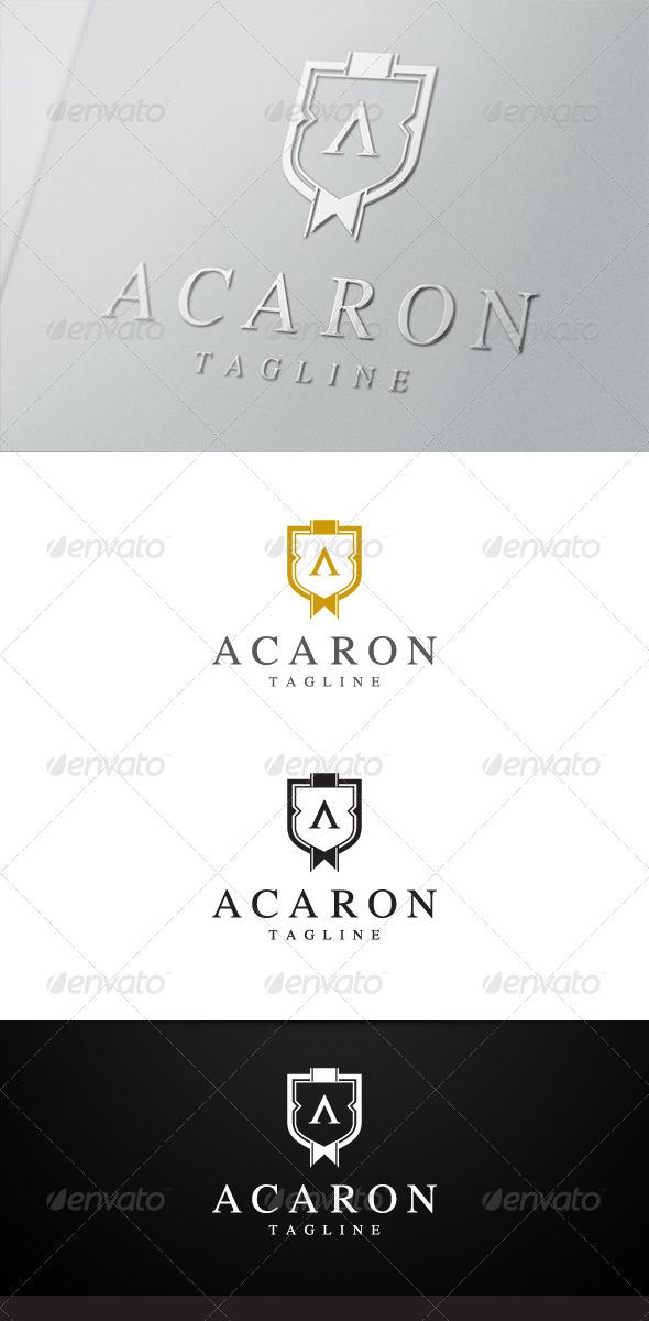 Acaron Crest Logo - Crests Logo Templates
