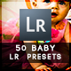 50 Beautiful Baby Presets - GraphicRiver Item for Sale