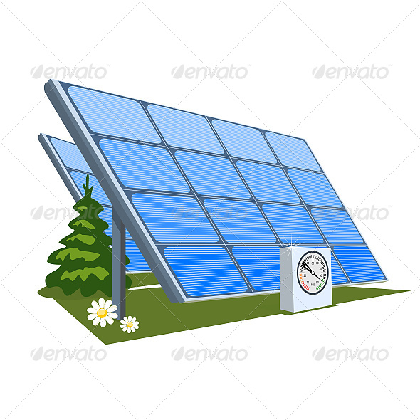 Solar Panel - Industries Business