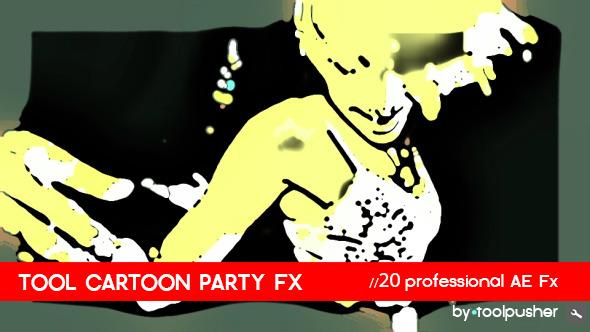 Tool Cartoon Party Fx