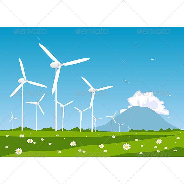 Wind Turbine - Technology Conceptual