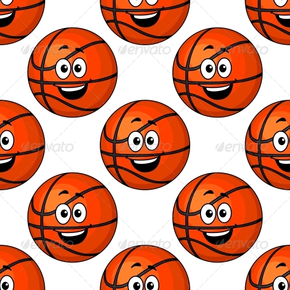 Orange Emoticons - Sports/Activity Conceptual