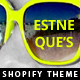 Clothing Store Shopify Theme - EstNeque - ThemeForest Item for Sale