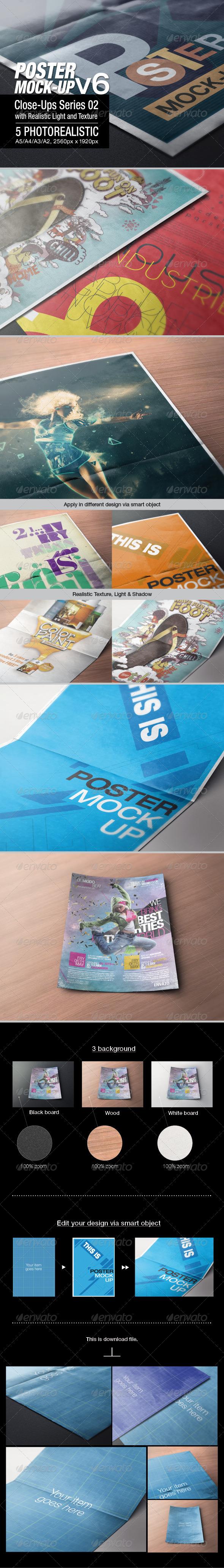 Poster Mock-up v6 - Posters Print