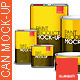 6  Can/Tin Mock-ups for Paint related products - GraphicRiver Item for Sale