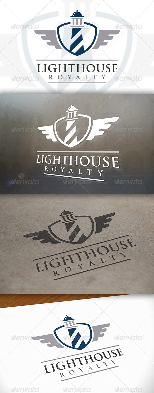 Lighthouse Logo - Crests Logo Templates