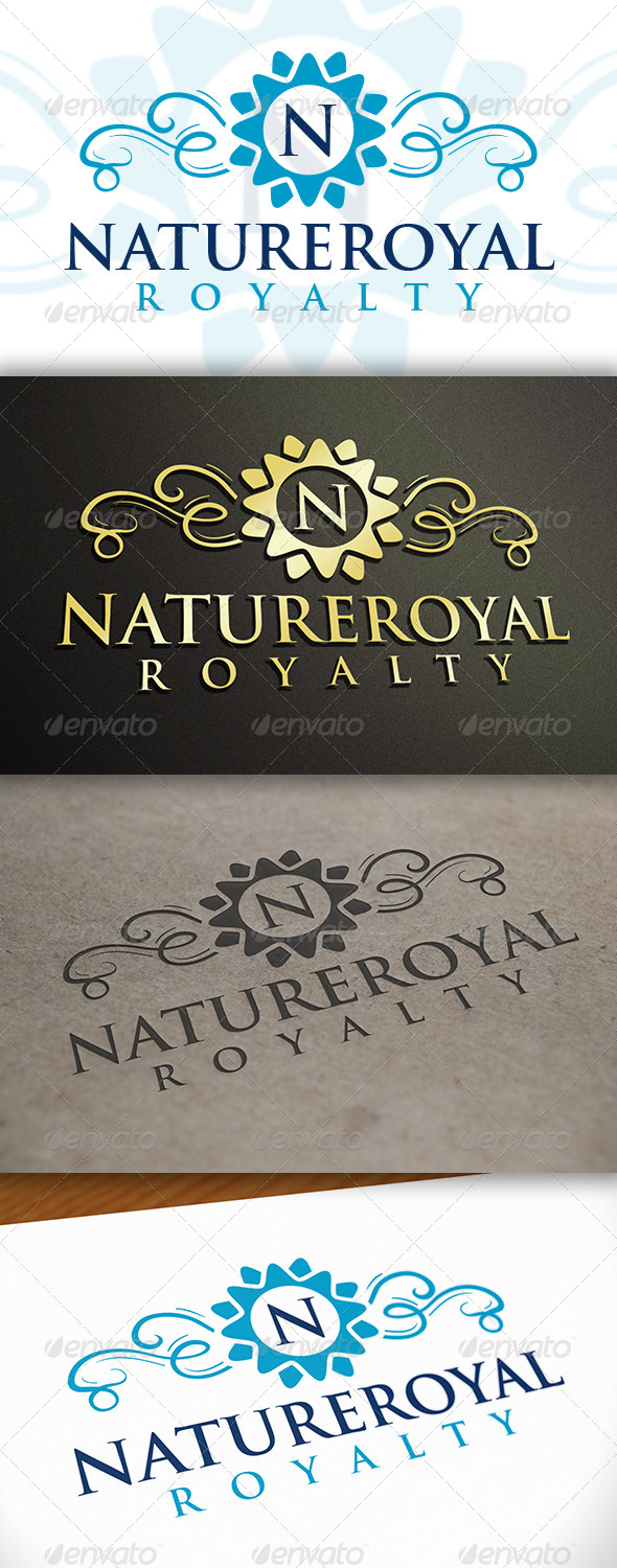 Nature Crest Logo - Crests Logo Templates