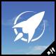 Rocket Blast Off Logo - GraphicRiver Item for Sale