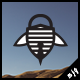 Bee Shield Security Logo Design - GraphicRiver Item for Sale