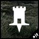 Castle Pin - GraphicRiver Item for Sale