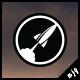 Rocket Launch Logo - GraphicRiver Item for Sale