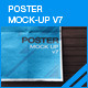 Poster Mock-up v7 - GraphicRiver Item for Sale