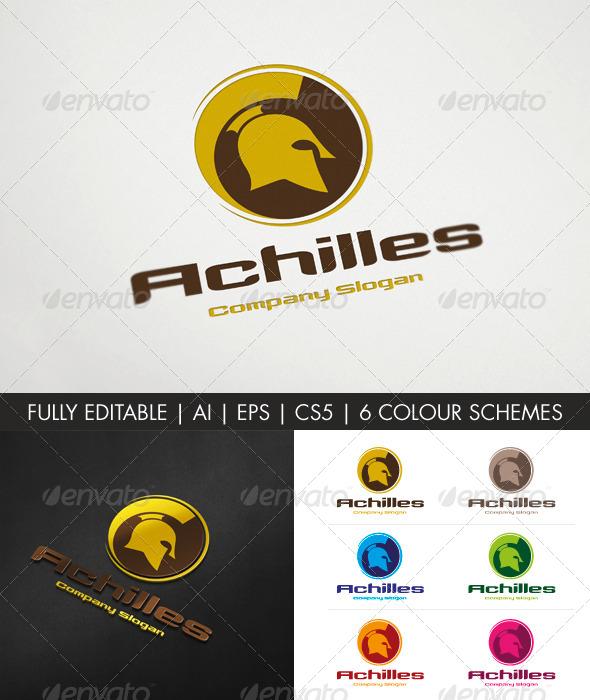 Achilles - Logo Templates