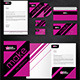 Event and Artistic Corporate Identity - GraphicRiver Item for Sale