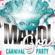 Mardi Gras Carnival Flyer Template - GraphicRiver Item for Sale